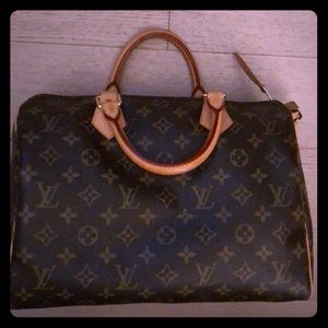 Handbags - Louis Vuitton speedy 30